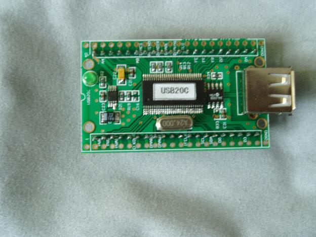 usb接口控制模块