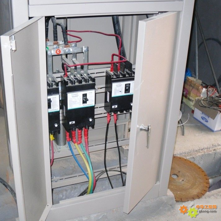 三相电空调压缩机结构图