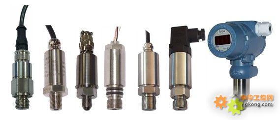 [原创]溅射薄膜高温压力传感器 压力变送器