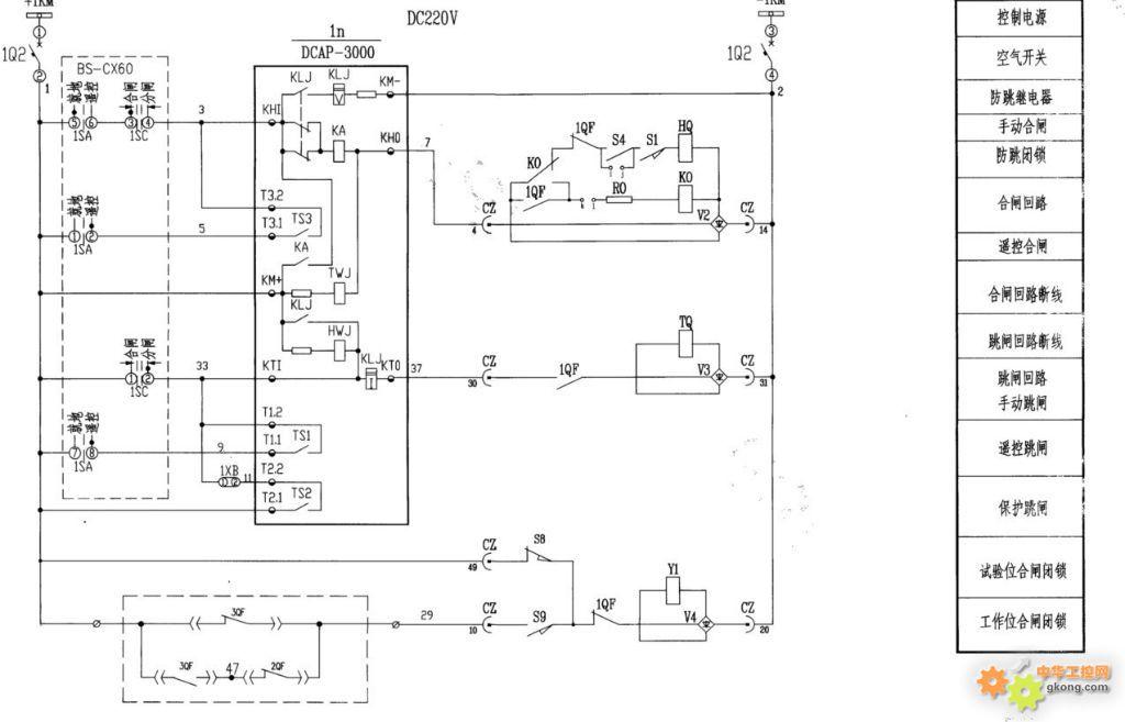 高压图纸 看不懂 - 电工技术