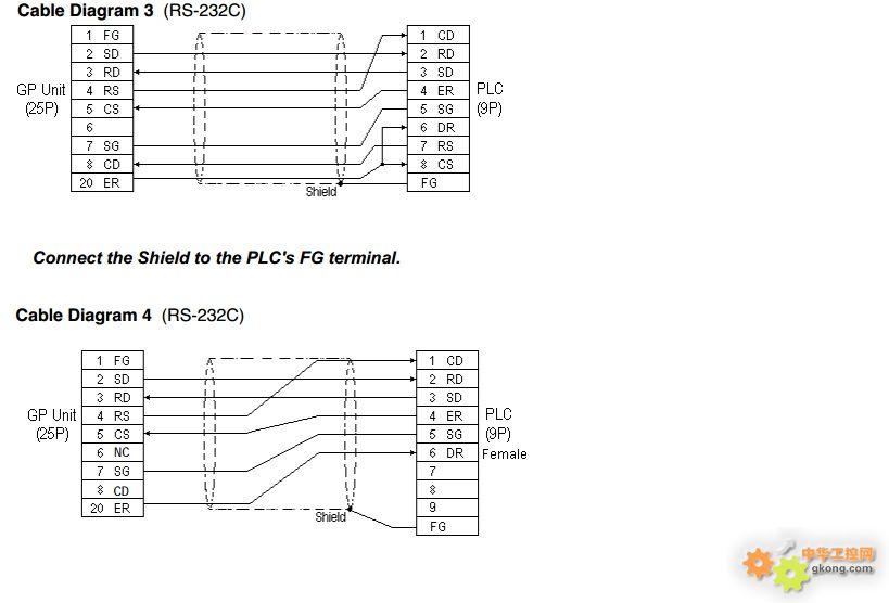 三菱plc的t型图与电路图
