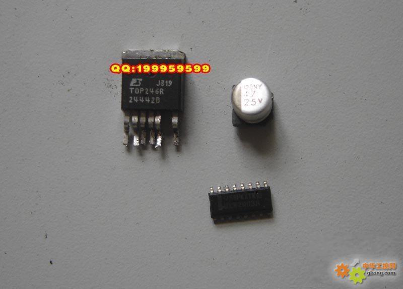 西门子s7-200 222维修(带电路图)