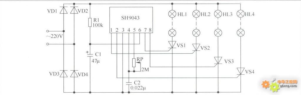 irfz44n常用电路