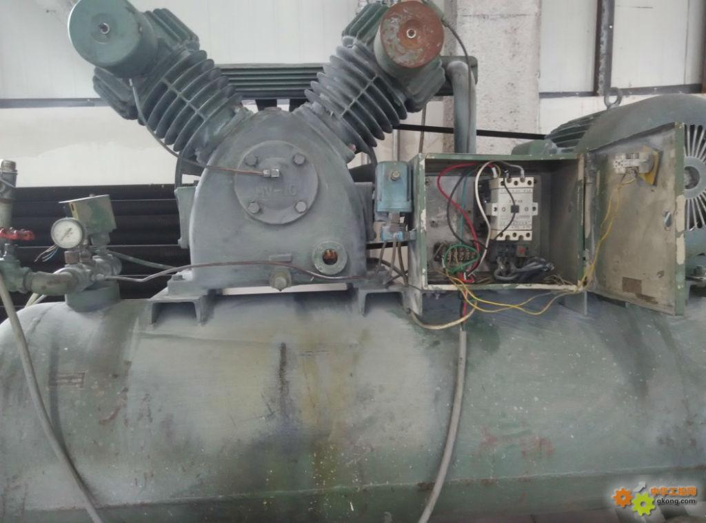气泵电路问题 - 电工技术