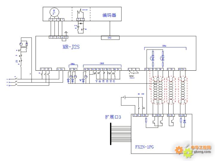 基于plc4自由度机械手控制系统