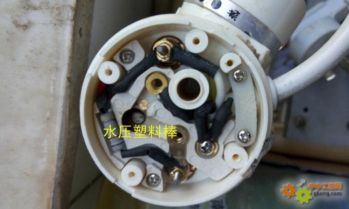 电热水龙头内部是这样的