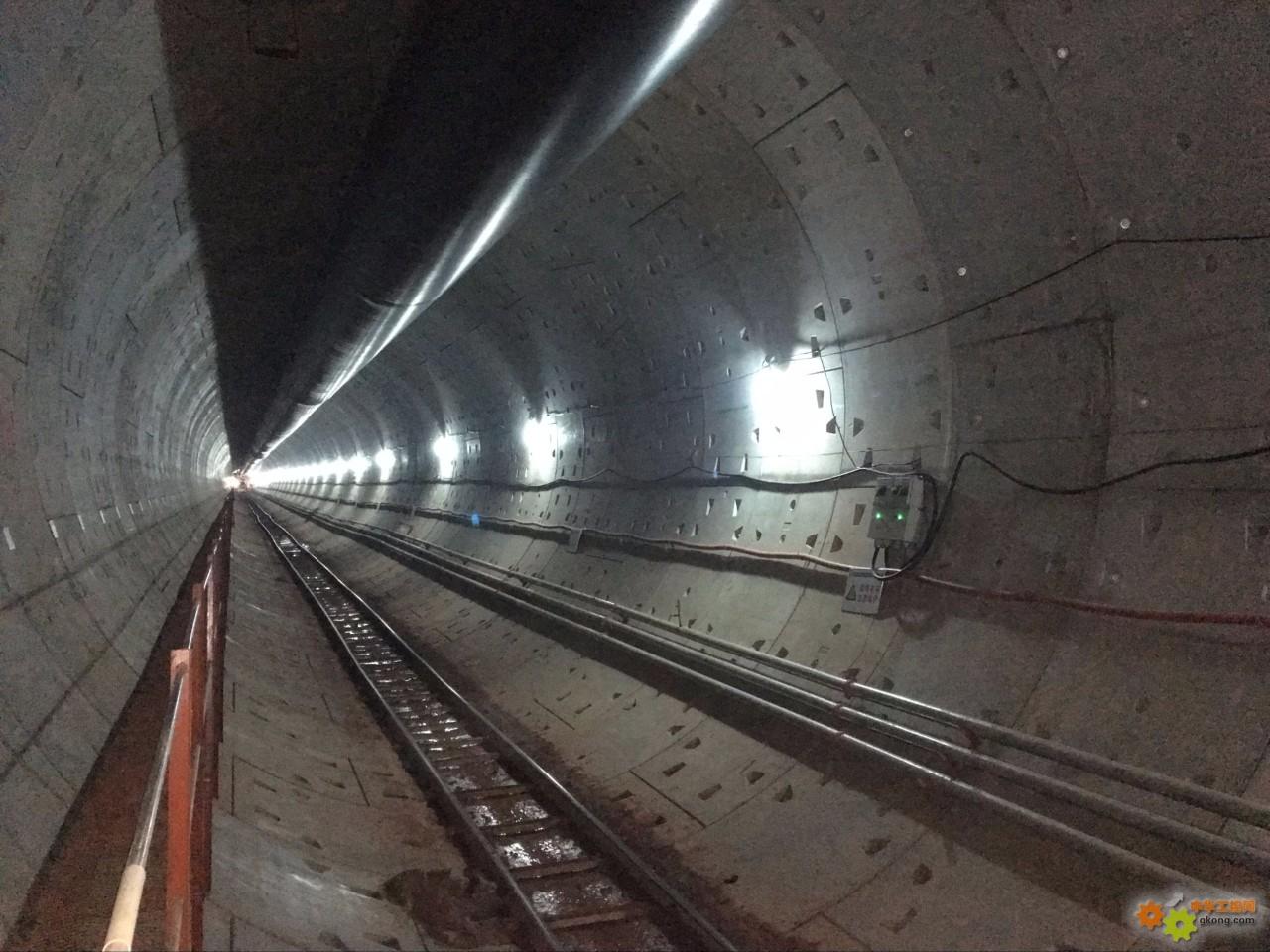 记录在地铁盾构施工的日常