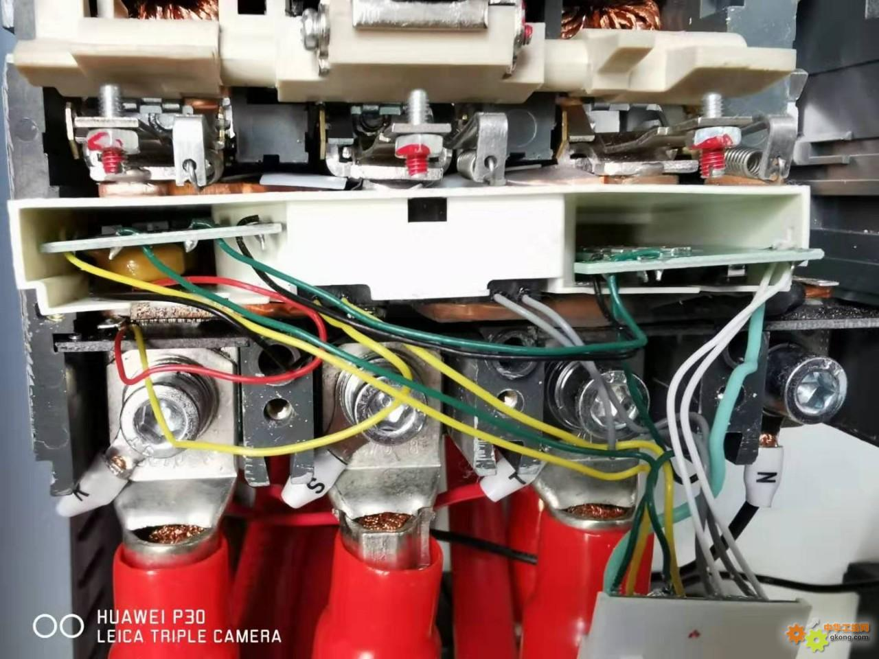 3相4线与漏电开关!