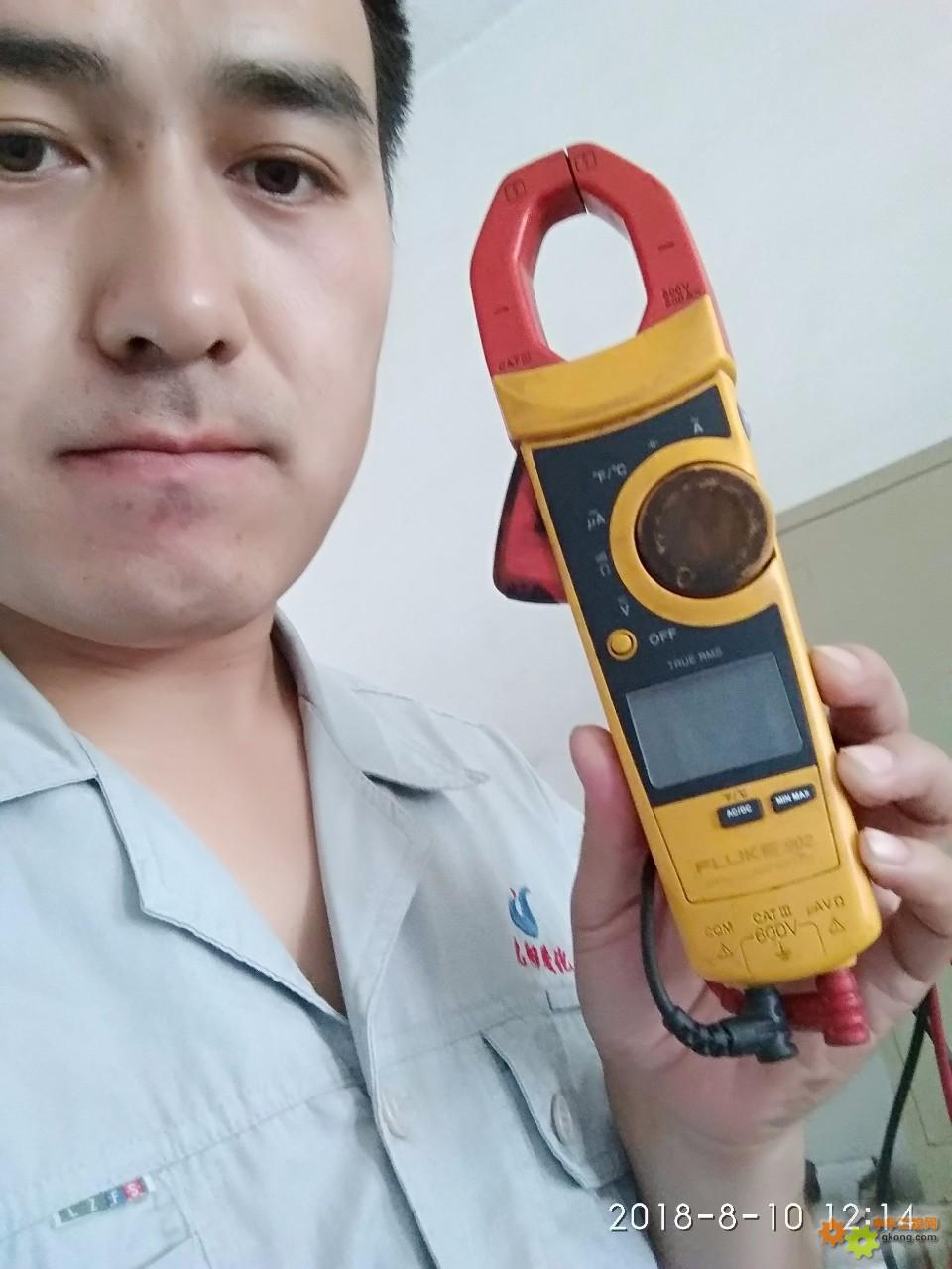 【福禄克POLO】在有限的时间内排除了很多电气故障