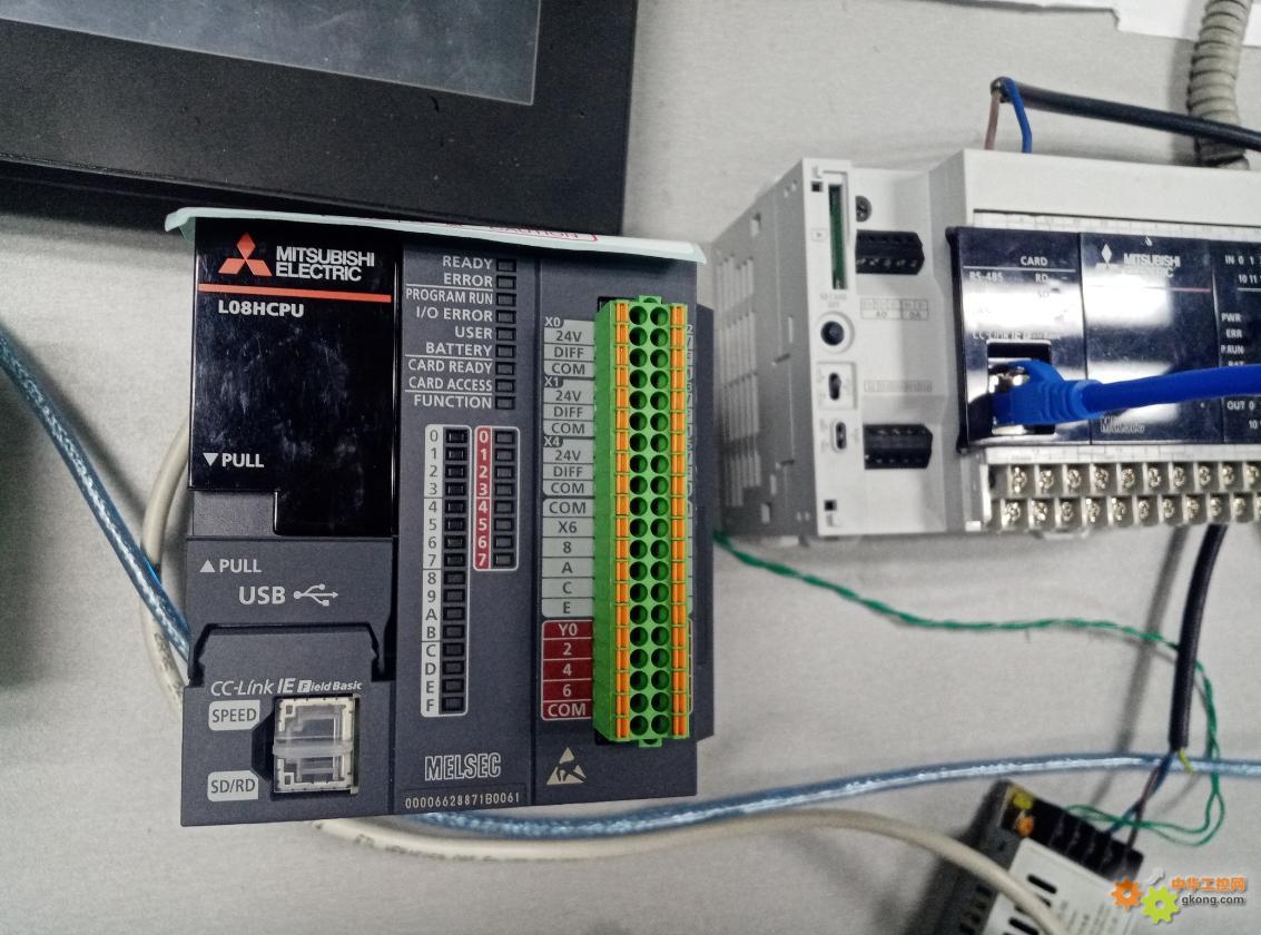 三菱L系列PLC新产品IQ-L CPU