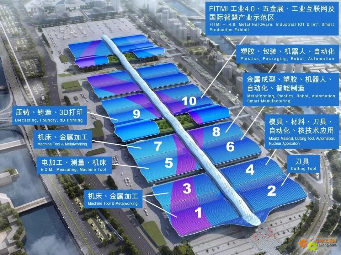 2019DMP大湾区工博会现场图