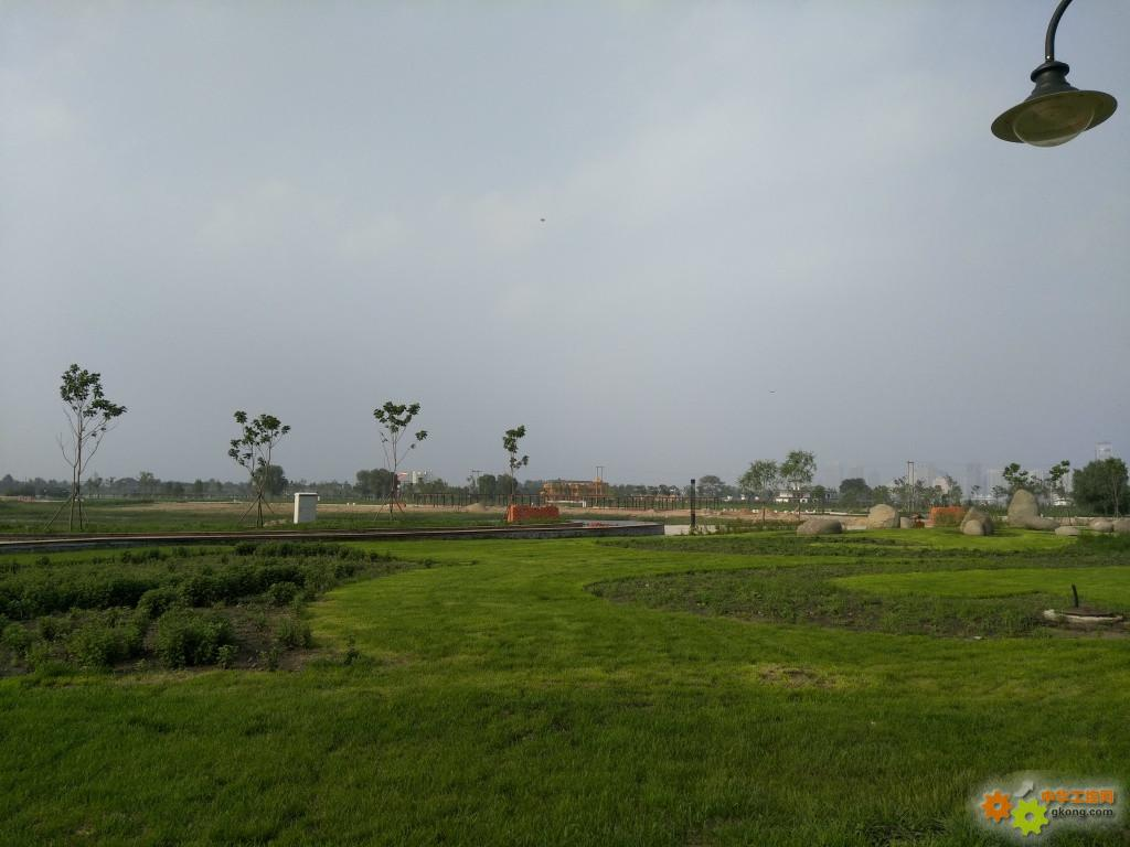 长岭湖沿途风光