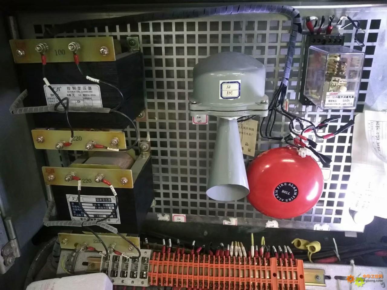 配电箱维修实例——功率因数作怪
