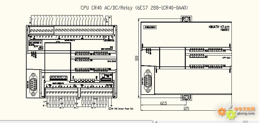 200smart 全系列CAD