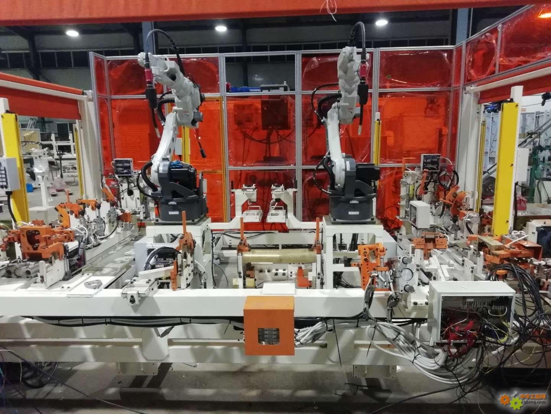 松下机器人CC-link及触摸屏中英日3语言操作