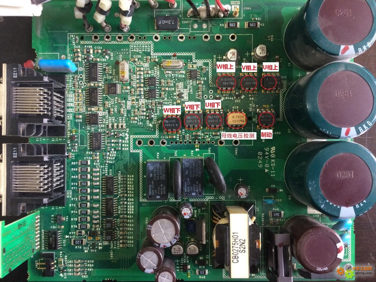 三菱J2S-伺服器维修