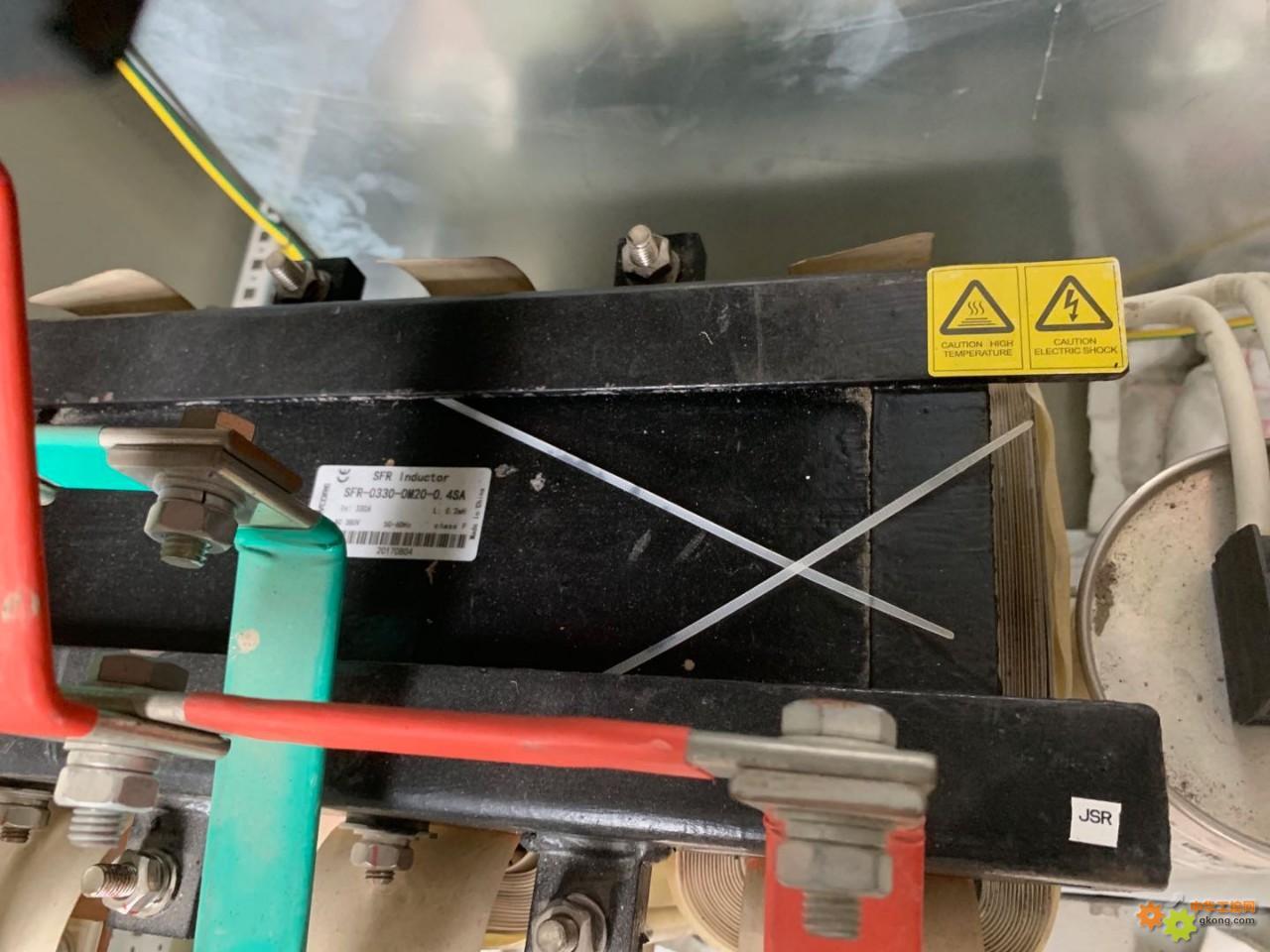 变频器远距离控制电机运行出问题