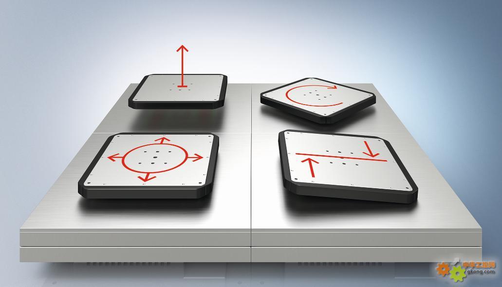 SPS展黑科技:磁悬浮传输系统