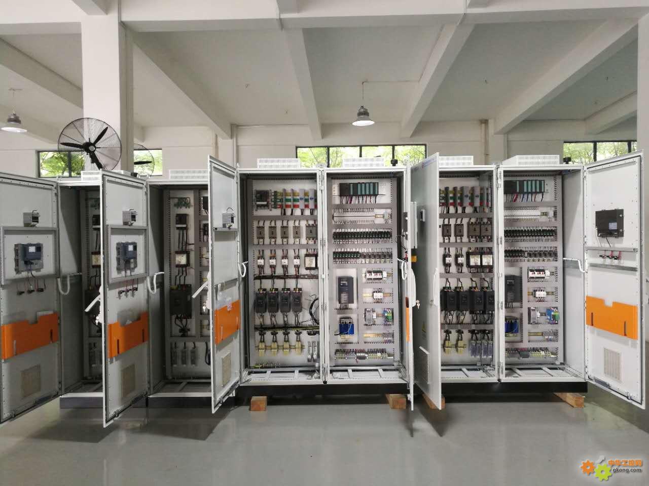 熔铝炉的控制柜