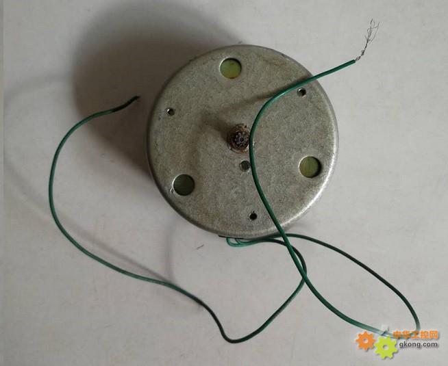 拆一个30年前的仪表电机