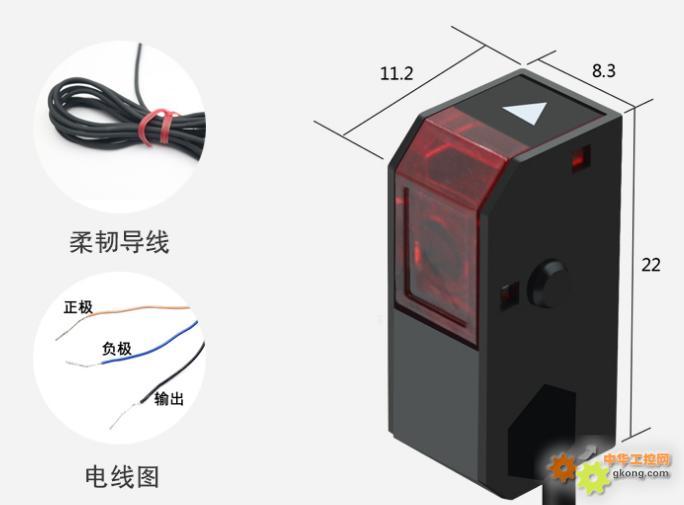 倍福PLC模块和NPN型传感器硬件如何接线?