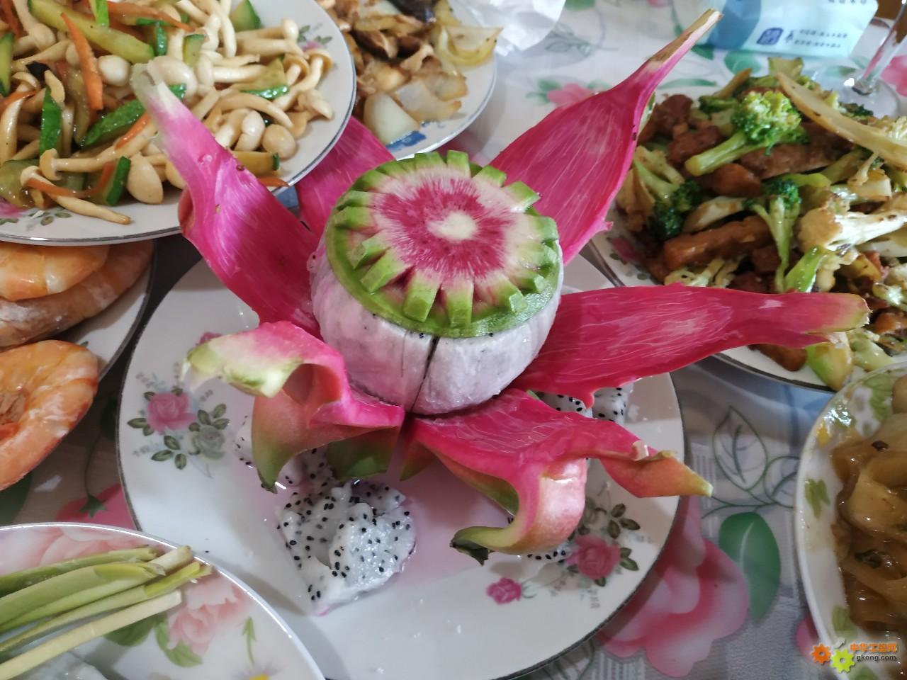 【2020春节】宅在家里,我做了一桌饭菜