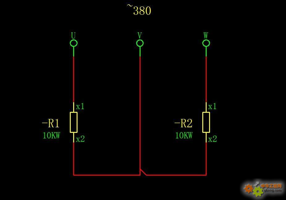 V相的线电流是多少?