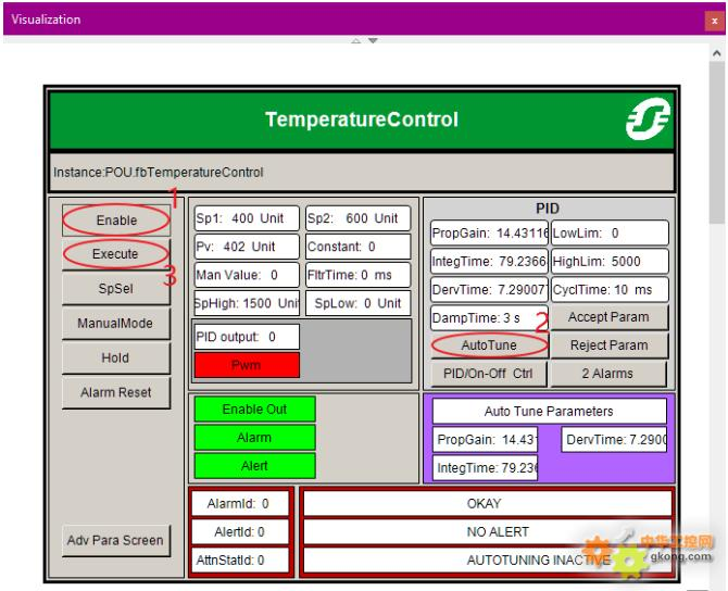 Somachine平台温度控制例程和功能块手册