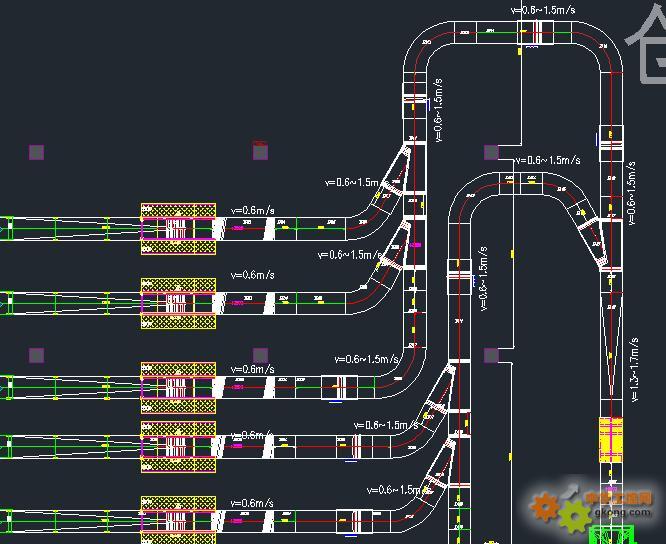 物流输送合流PLC方案求助~
