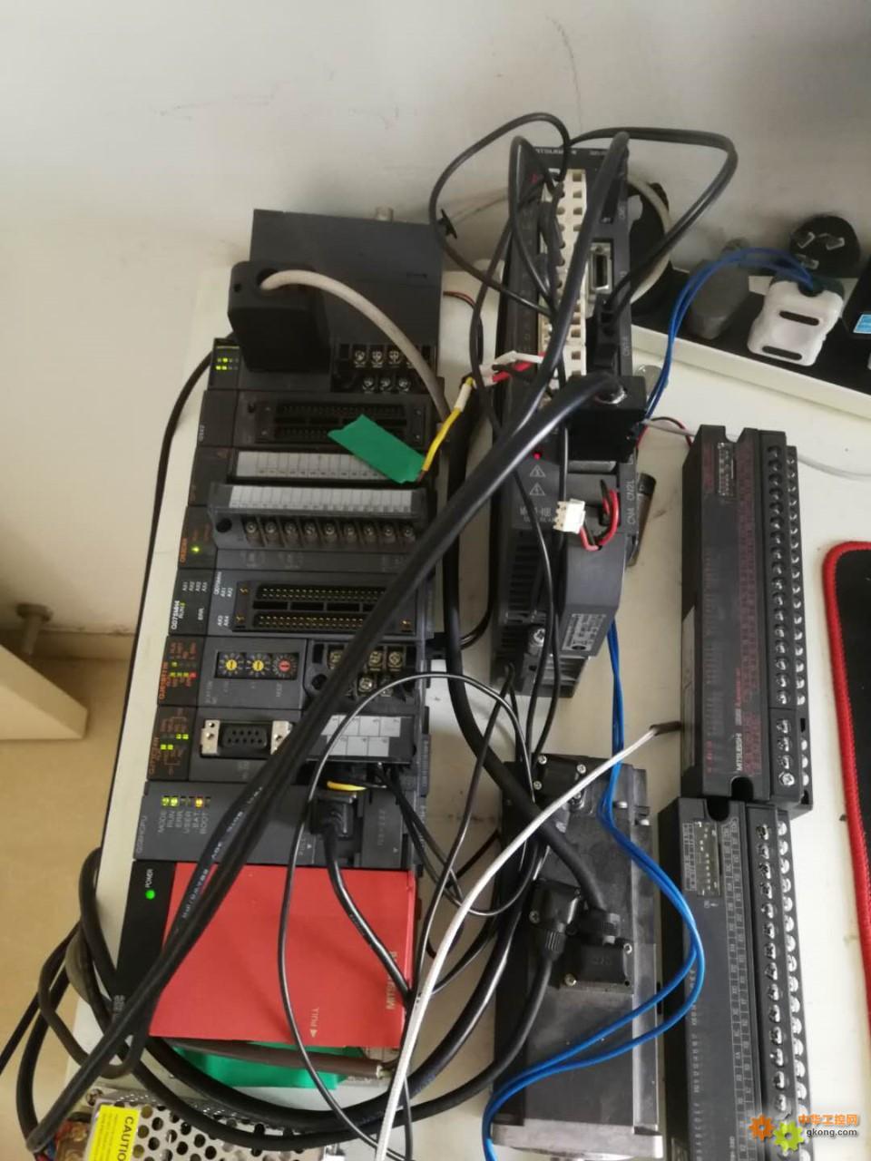 QD75MH4怎么样做运动控制