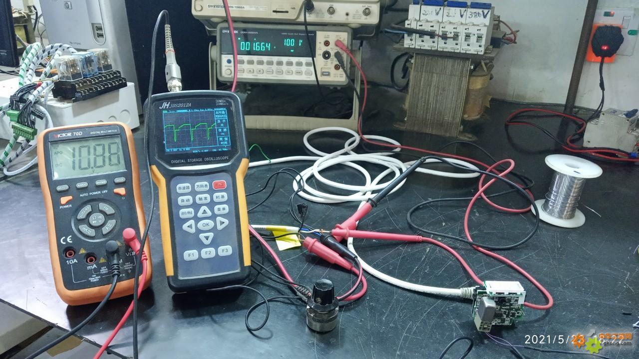 SMC电气比例阀的电气部分故障判断!