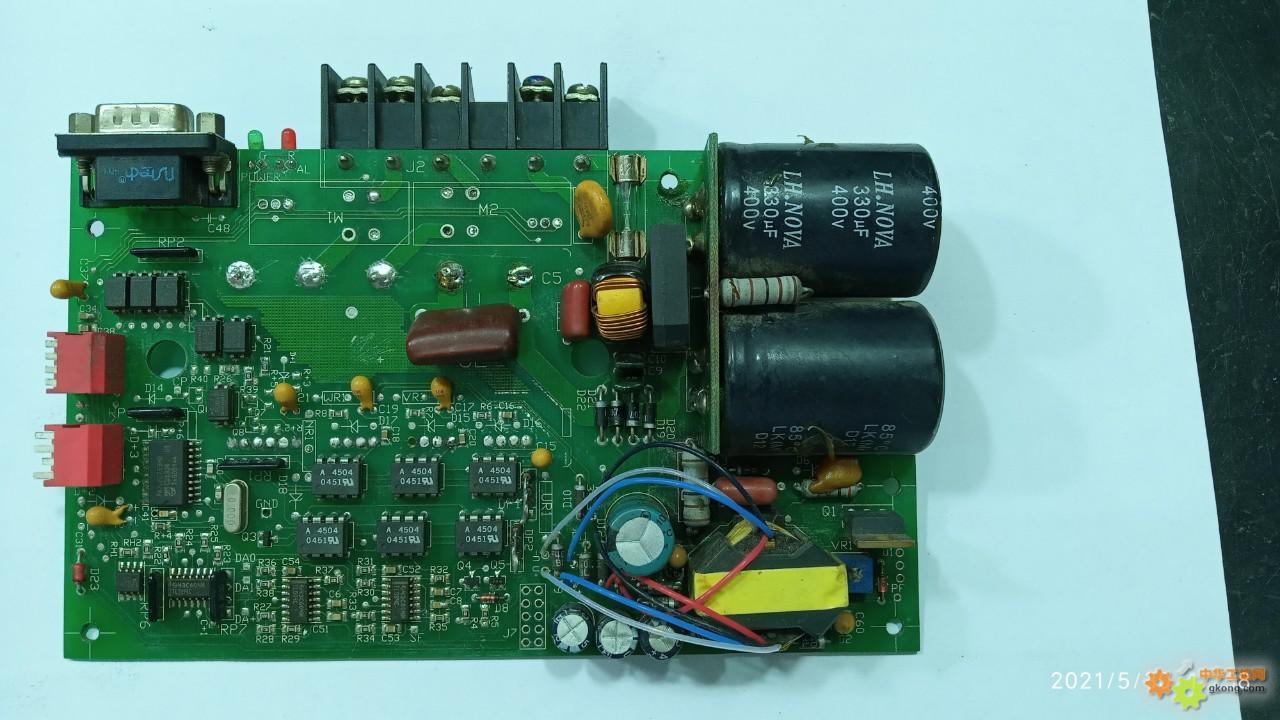 自绘-HB-B3C步进电机驱动器图纸!