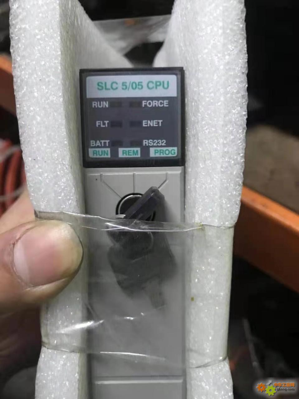 AB -PLC与人机问题