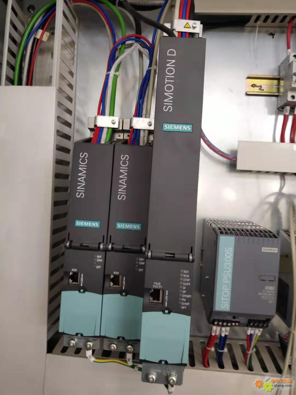 西门子SIMOTION运动控制器