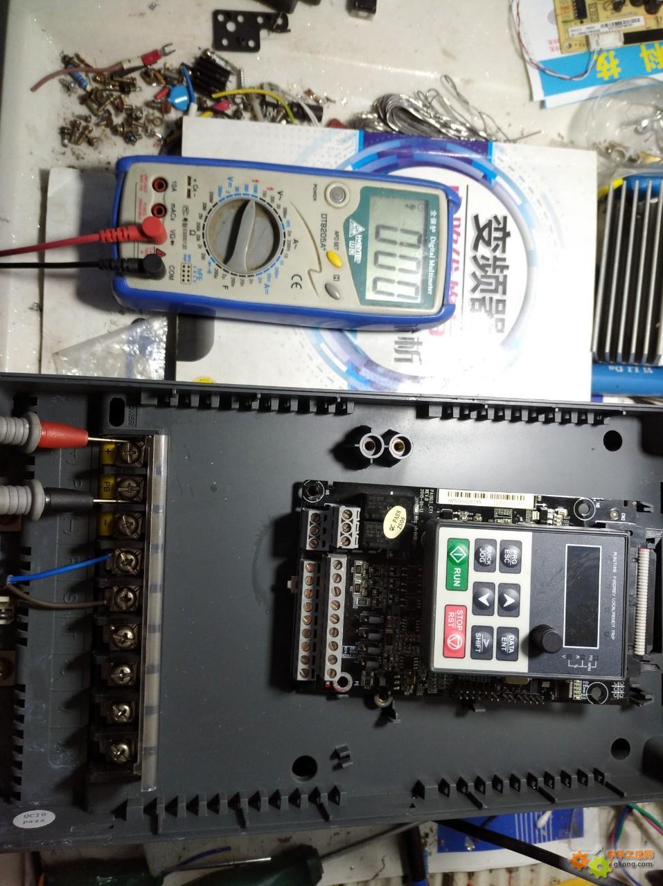 英威腾GD100 15kw变频器