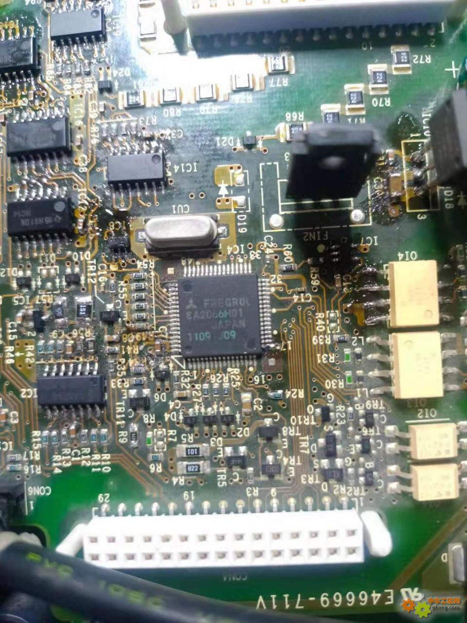 三菱芯片CA2066H01