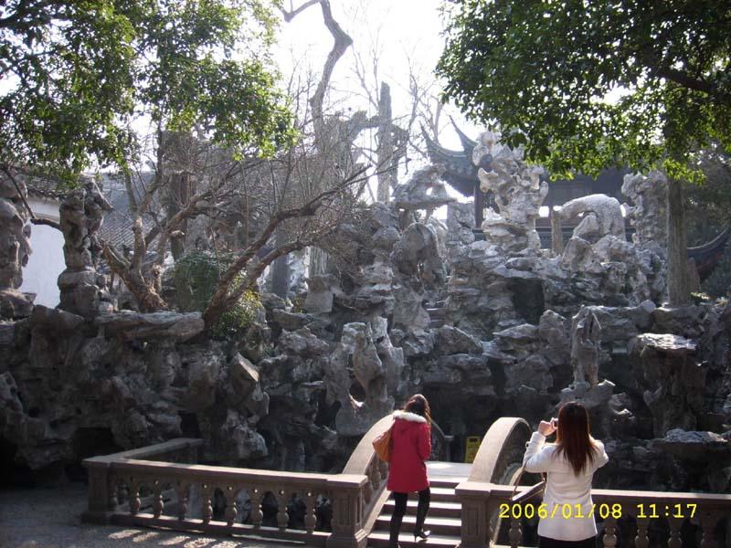 苏州园林之狮子林[贴图]