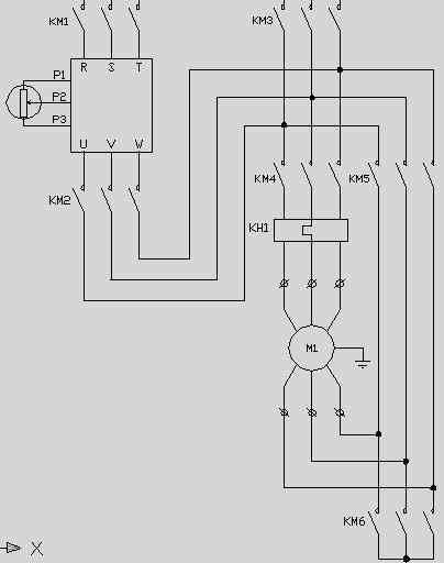 变频器如何与星三角启动回路共同使用