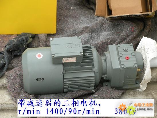 求助:1.1kw的三相电机反转时的慢速控制电路