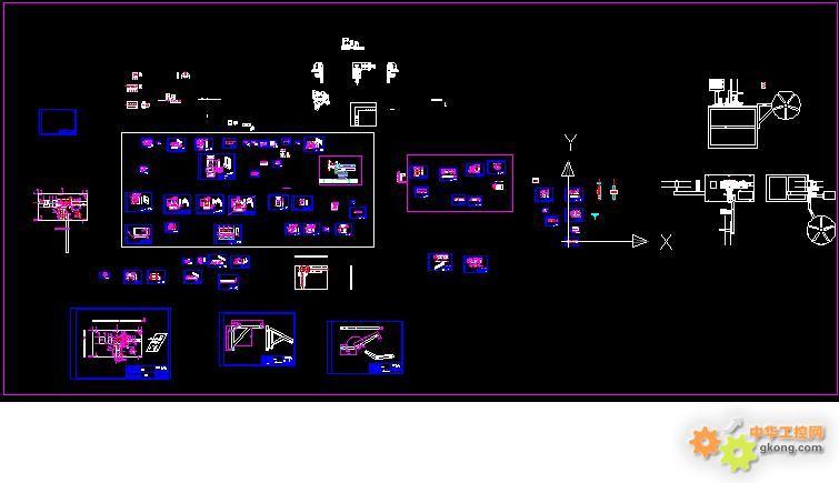 cad绘图小经验 - 绘图设计软件 中华工控网 工控论坛