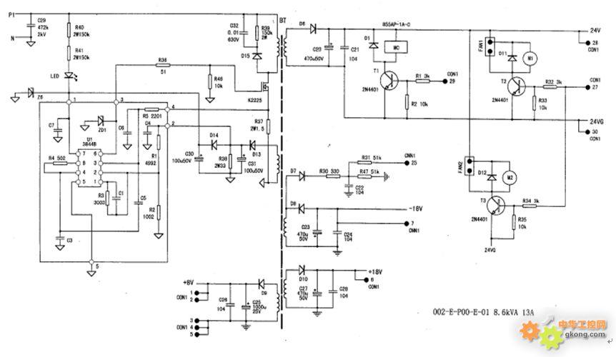 电路 电路图 电子 原理图 862_500图片