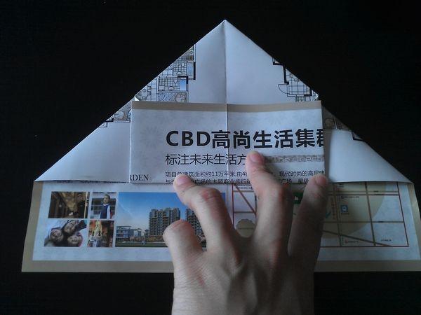 《爱心纸盒的折法图解》:纸百合花的折法图解:简单的