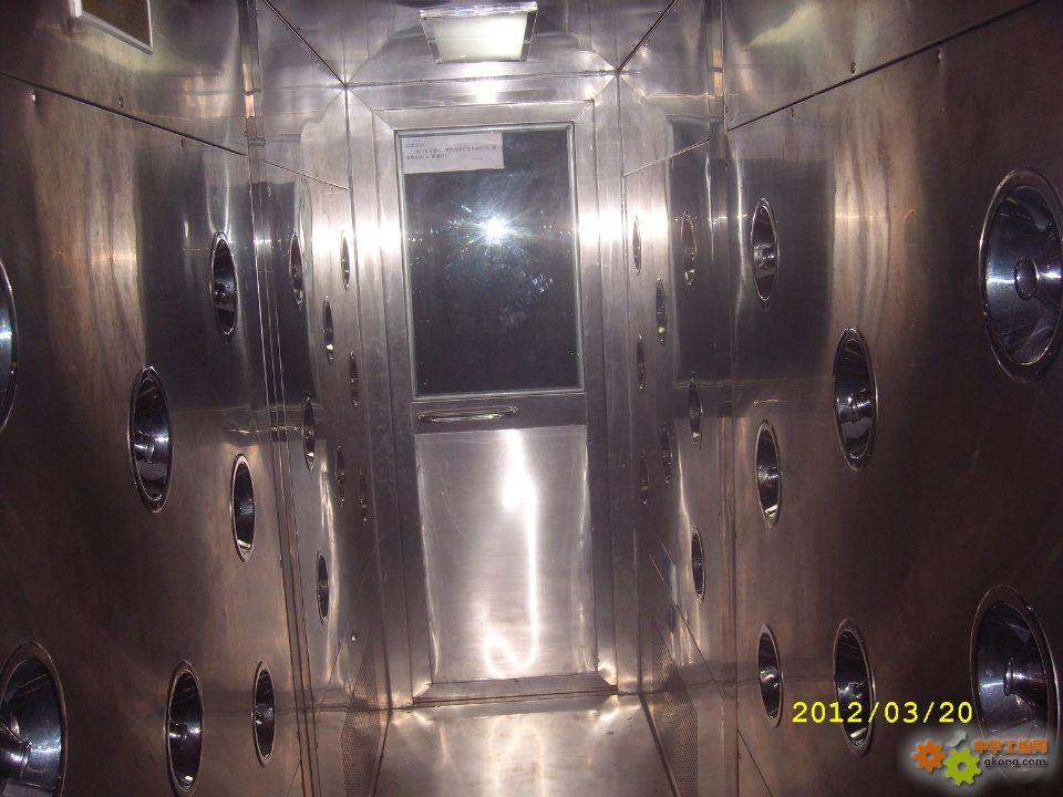 风淋室继电器控制电路