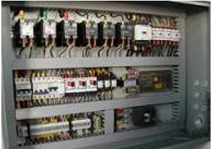 dm542与plc实物接线-LOGO 在转轮除湿恒温恒湿机组中的应用