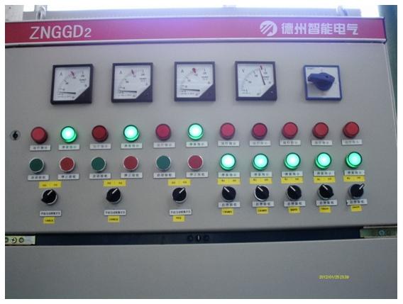 完全替代了大量的继电器电路,节约了控制柜空间,减少接线,从而降低