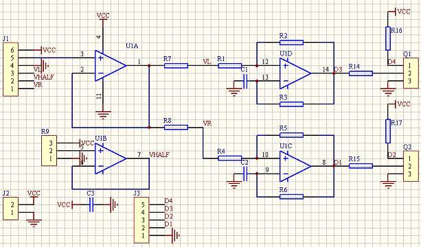 直流电机驱动电路设计