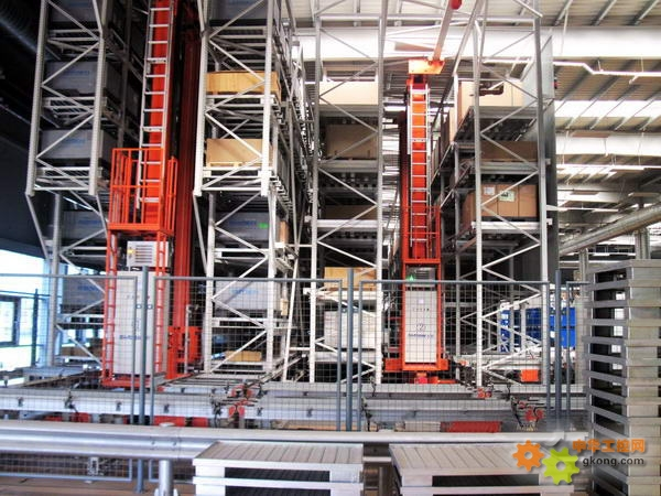 德国波森尾气系统公司对沈阳工厂自动化