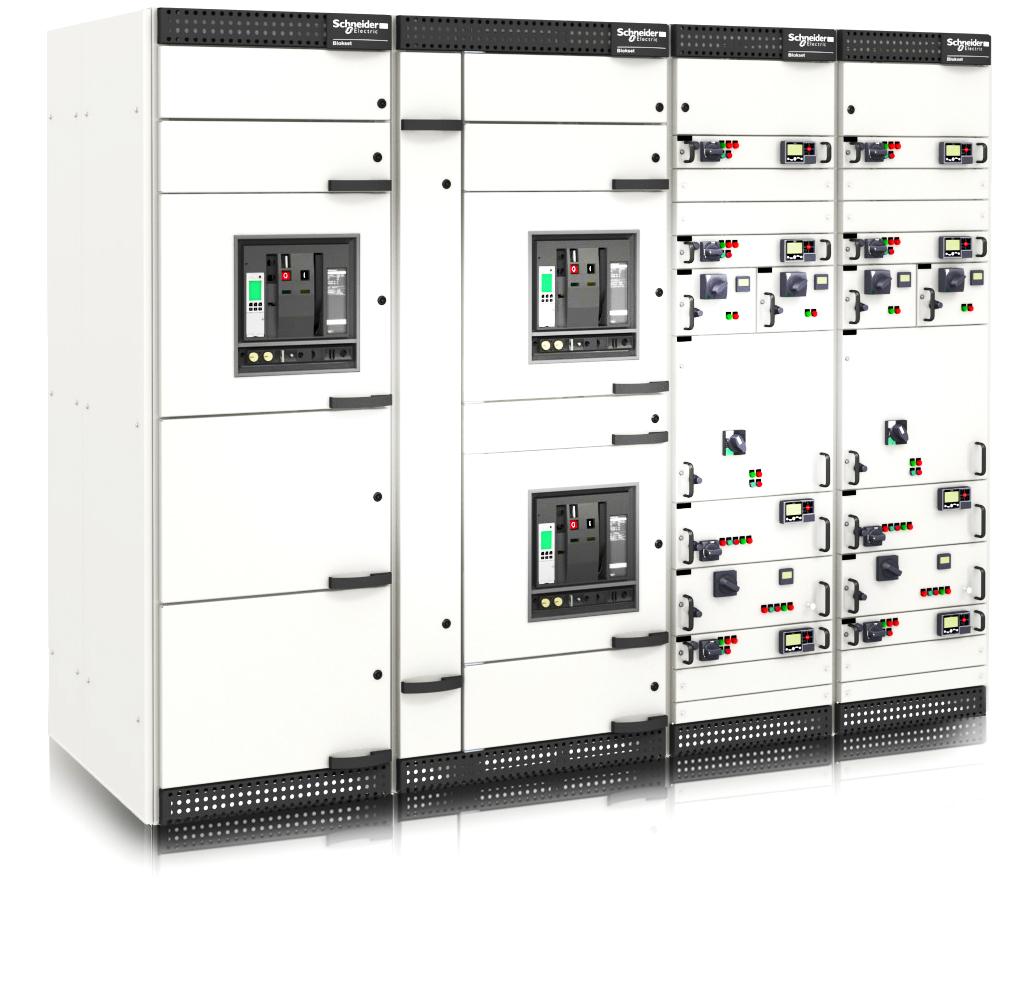 全新发布的施耐德电气Bloset evo低压成套设备生态系统