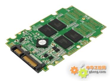 元存2.5寸sata 宽温级ssd固态硬盘内部结构图