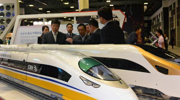 l中国高铁电路图
